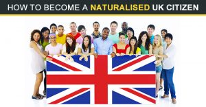 Naturalised UK citizen information